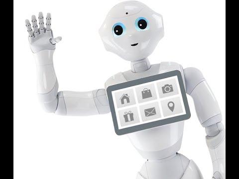 Robotkutya vigyázza a bevásárlóközpont látogatóit (videó)