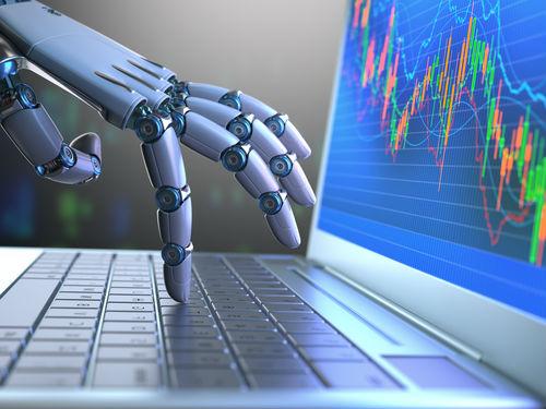 bináris robot)
