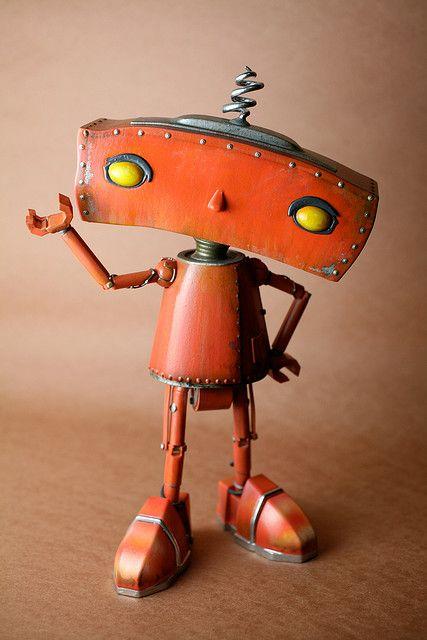 robot a lehetőségek keresésére)
