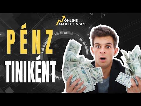 pénzt keresni kezdőknek