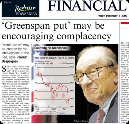 Erkölcsi kockázat a Wall Streeten? - reaktorpaintball.hu
