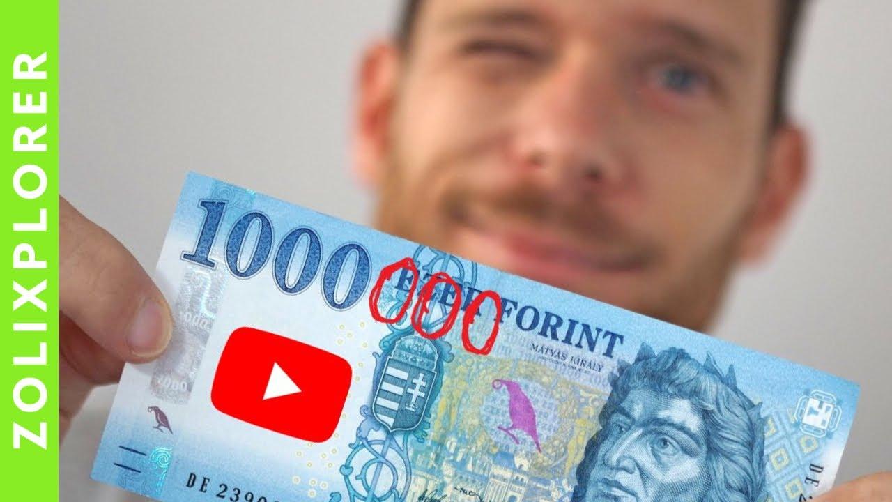 pénzt keresni az üzleti életben)