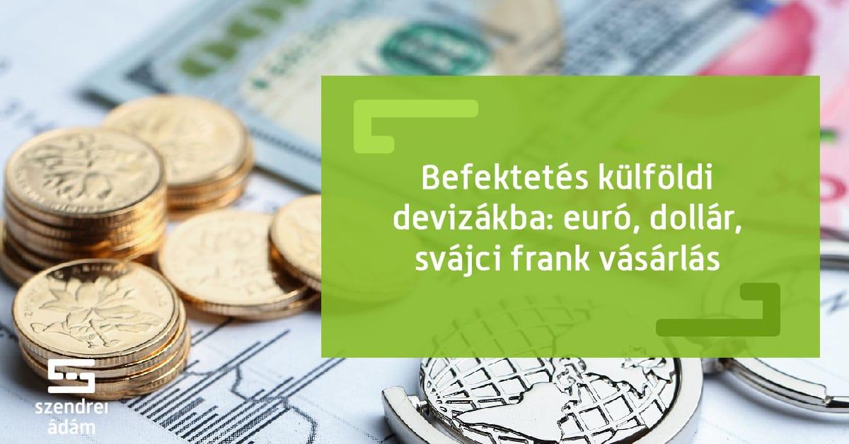 hogyan lehet pénzt keresni a dollár árfolyamán