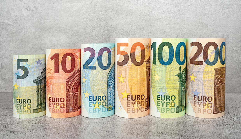 jövedelem az euró-hálózatban