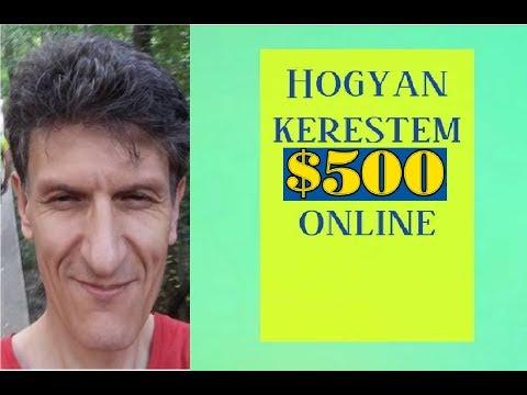Reális-e pénzt keresni az interneten?