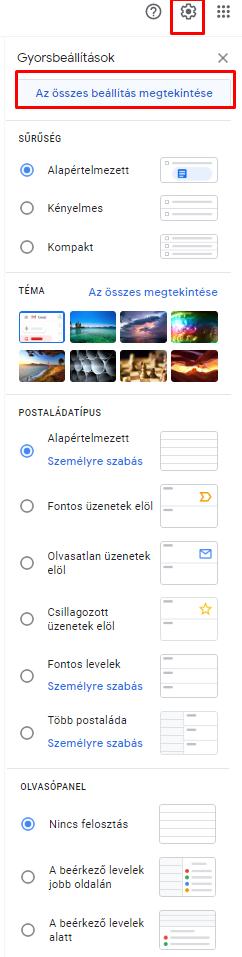 szükség van egy opcióra)